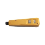 Punchdown Tool, Yellow/Gray