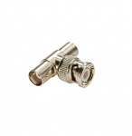 RF BNC T-Adapter Male to Female