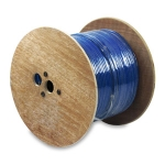 CAT6E FT4 4 pair 23awg Shielded Twisted Pair Riser PVC 550MHz (1000ft/Roll)