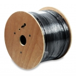 Category 6E Direct Burial Shielded Outdoor Cable (1000ft/Reel)