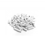 B Connectors, White (500/Pack)