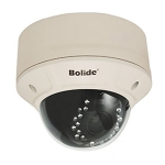 Dome Camera,  WDR Infrared, Vandal Proof