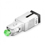 Fixed Fiber Single Mode Attenuator (SC/APC - Male/Female)