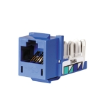 CAT5E Keystone Jack, Flush Mount