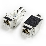 Category 6 Keystone Jack RJ-45, Fully Shielded