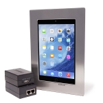 Padimount In-Wall Bracket for iPad Mini,  with POE Injector & Receiver-Up to 330 Feet