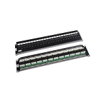 Patch Panel, CAT5E 12port RJ45