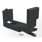 Single Rail Mounting Bracket (6/Pack)