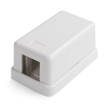 Surface Mount Housing Box, 1 Port
