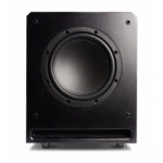 "Powered Subwoofer with 12"" driver,  250W internal amplifier"