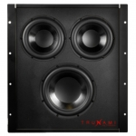 "In-Wall Passive Subwoofer with Enclosure, One x 8"" Cellulose Composite Driver & Two 6.5"" Passive Radiators"